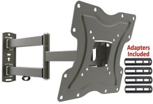 LED-LCD-TV-Wall-Mount-Bracket-Tilt-Swivel-24-32-40-42-47-for-Samsung-Sony-LG