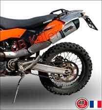 SILENCIEUX GPR FURORE ALU KTM ENDURO SMC 690 2007/16