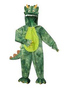 Baby Boys Plush Dragon Costume