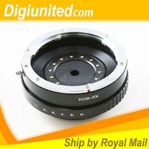 Canon-EOS-EF-Mount-Lens-to-Fujifilm-Fuji-X-Pro1-E1-X1-Pro-Adapter-with-aperture