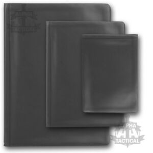 A4-A5-A6-NIREX-NYREX-40-30-20-PAGE-ORDERS-NOTE-BOOK-BLACK-MILITARY-POLICE