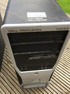 2 DELL computer towers Spares Or Repair Precision T3500 Dimension 2400 Home - ROMFORD, Essex, United Kingdom - 2 DELL computer towers Spares Or Repair Precision T3500 Dimension 2400 Home - ROMFORD, Essex, United Kingdom