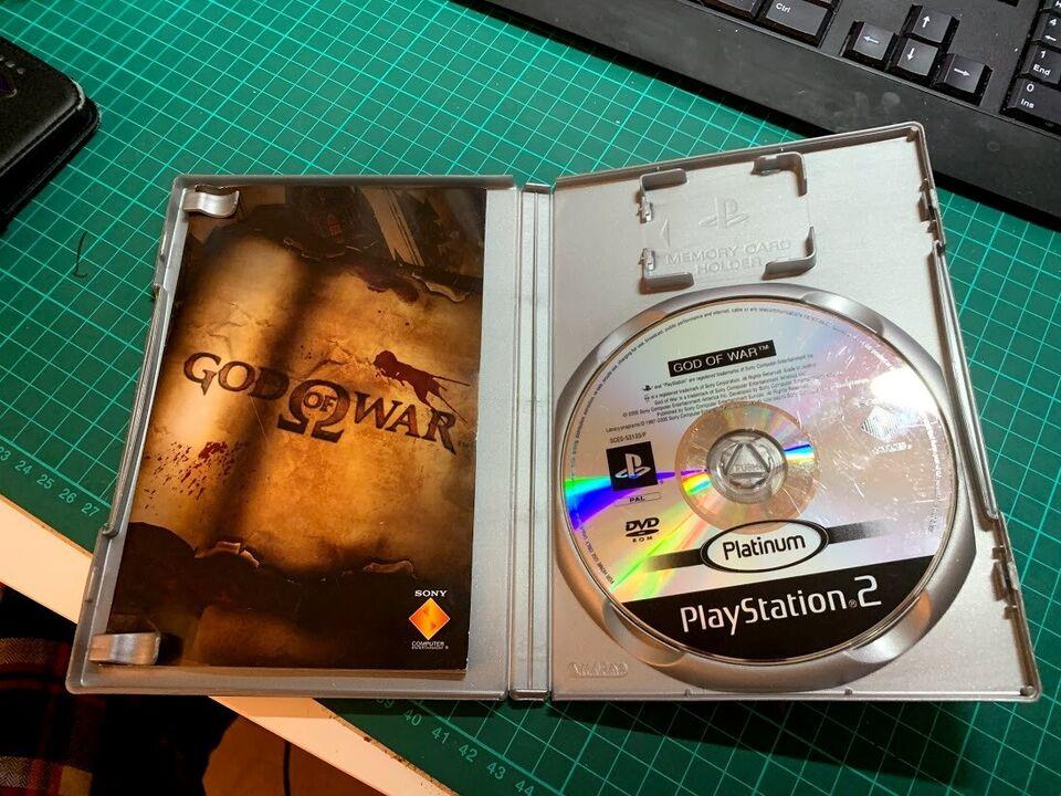God of War , PS2, action