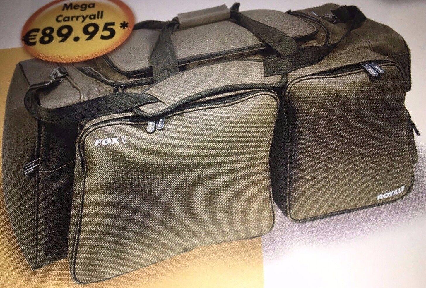 Fox Mega Carryall Neu OVP LU 2838
