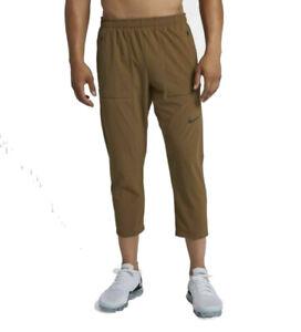 Détails sur Nike Run Division Flex Men's Cropped Running Pants Size Medium