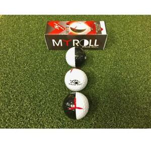 Eyeline-Golf-MyRoll-2-Colour-Putting-Training-Aid-Balls-3-Balls