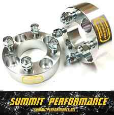 "1.5"" Thick (4x4"") QTY2 Metric M12x 1.25 YAMAHA GOLF CART WHEEL SPACERS  1.5 YAM"