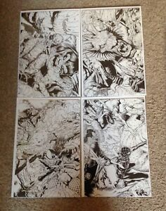 MONSTERS-UNLEASHED-SET-OF-FOUR-NYCC-RETAILER-VARIANTS-MARVEL-COMICS