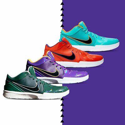 Nike Kobe 4 IV Protro Undefeated Pack