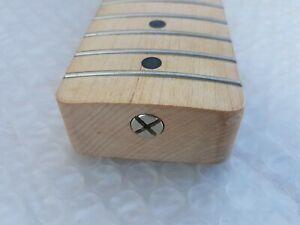 90's Fender Telecaster Maple Neck-c Shape-afficher Le Titre D'origine