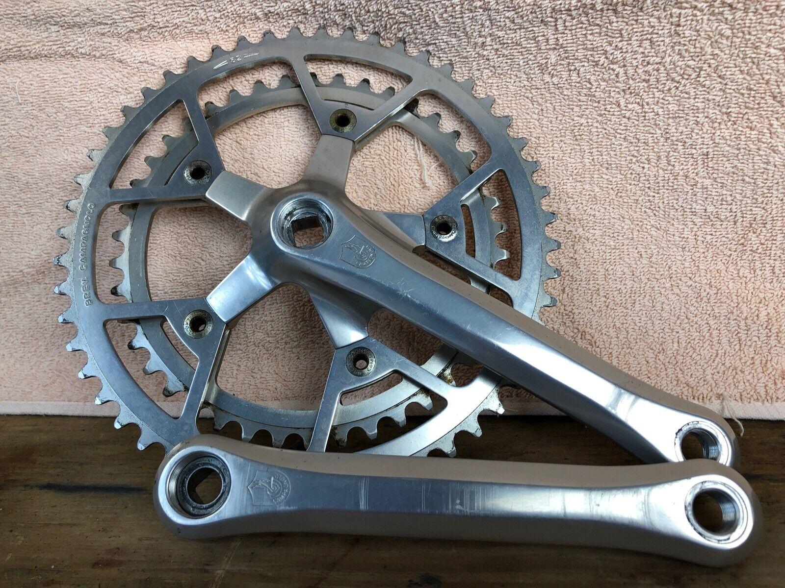 Campagnolo C Record Crankset - 170  42 52 1985 Road Bike Racing  40% off