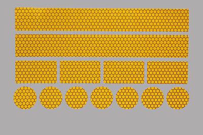13 Teiliges Set Reflektoren Aufkleber Sticker Für Kinderwagen Fahrrahrräder