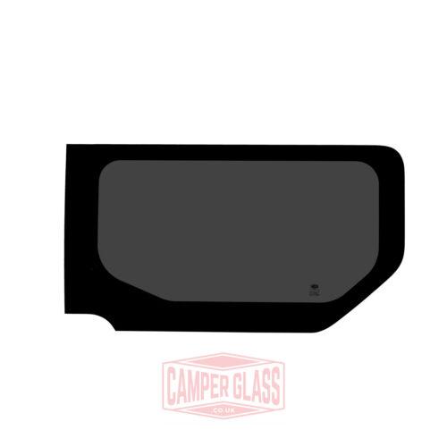 Vauxhall Vivaro Driver Side Fixed Window For Driver Side Sliding Door 2001-2014