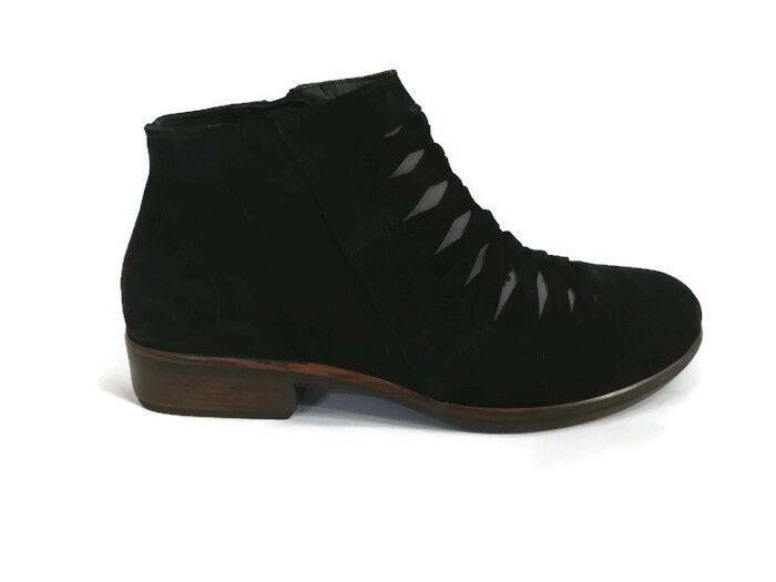 marchi di moda Naot Leveche donna scarpe avvioies stivali Mid Low Low Low Heels Leather Wedge Fashion New  promozioni