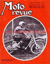 MOTO REVUE 1882 Critérium MANS Grand Prix Espagne Torsten HALLMAN Joël ROBERT 68