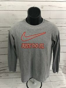 Womens-Nike-Just-Do-It-Shirt-Size-XL