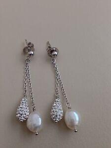 Honora-7-8mm-Pearl-Drop-Earrings-Sterling-Silver