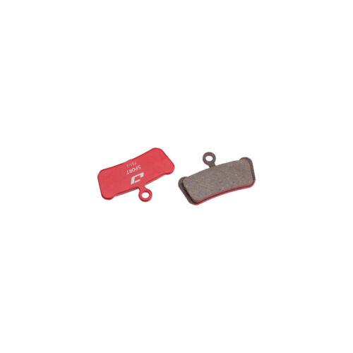 Jagwire Mountain Sport Semi-Metallic Disc Brake Pads SRAM Guide//Trail