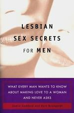 Lesbian Sex Secrets for Men: What Every Man Wants to Know About Making-ExLibrary