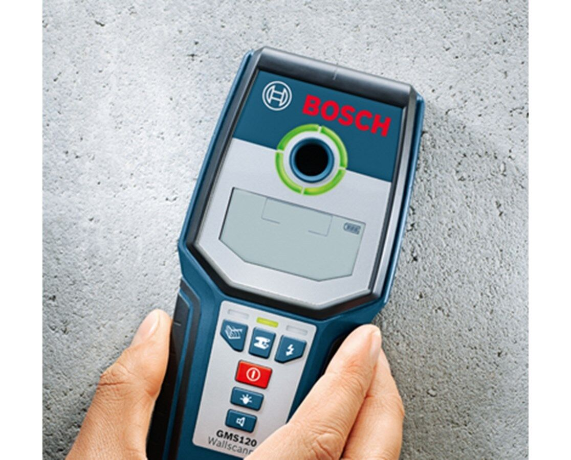 Bosch GMS120 Digital Wall Scanner GMS120
