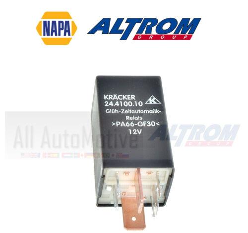 Diesel Glow Plug Relay fits VW Diesel Jetta Rabbit Vanagon NAPA 171911261A