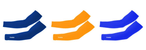Zimco Cycling Thermal Super Roubaix Arm Warmers Fleece Arm Warmers Sleeves