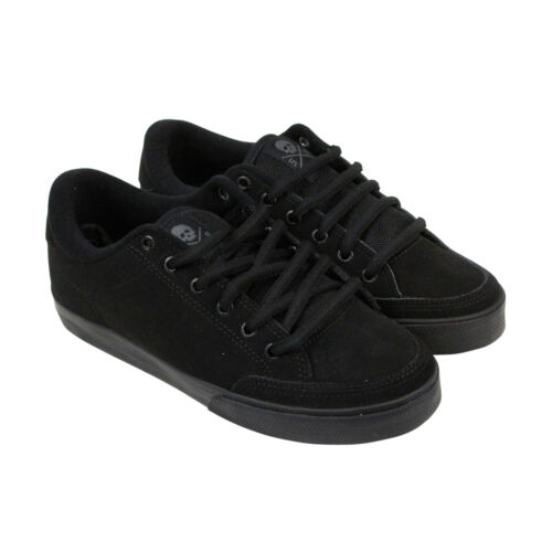 Homme CIRCA LOPEZ 50 Skateboarding Shoes New in Box Noir Synthétique Noir