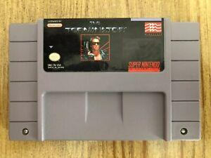 The-Terminator-Snes-Super-Nintendo-Game-Only