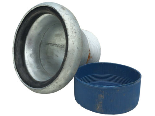 """BSP3F 3/"""" FEMALE BAUER TYPE COUPLING TO MALE BSP"""