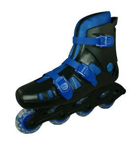 Skeelers-Kids-Roller-Blades-Inline-Skates-Black-Blue