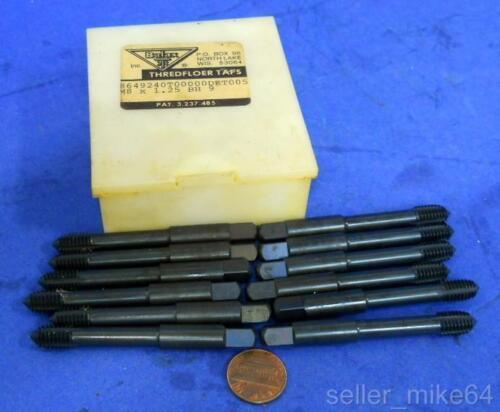 """BALAX M8 X 1.25 BH 9 TAP LOT OF 12 2 3//4/"""" OAL HS NIB *PZF*"""