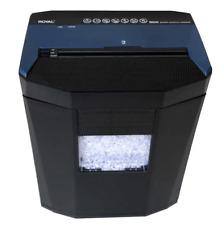 Royal Consumer 1005mc Micro Cut Paper Shredder 10 Sheet Black
