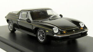 Kyosho-1-43-Scale-Lotus-Europa-Special-Black-Diecast-model-car