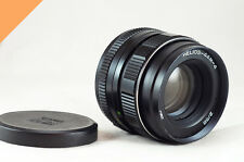 HELIOS 44m-4 M42 S/n 828858 58mm f/2 Lens  for Zenit   Canon Made in USSR