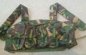 British-army-issue-dpm-PLCE-chest-Rig