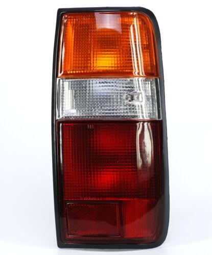 Rear tail lamp lights for Toyota Land Cruiser 92-97 RH FJ80 lens Offside O//S RH