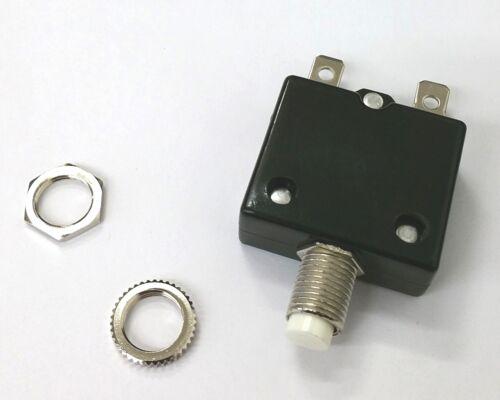 NEW 6 Amp Pushbutton Circuit Breaker ~ Joemex PE7406 6A