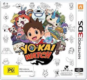 Yo-kai Watch  - 3DS game - BRAND NEW 9318113993784