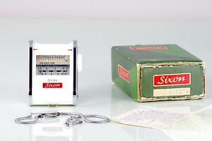 Foto & Camcorder Fotostudio-zubehör Photometer Gossen Sixtomat Light Meter Selen-exc Gemacht In Germany Arbeiten