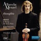 Schumann/ernst Thoughts Albrecht Menzel Amir Katz Oehms OC764 Audio CD