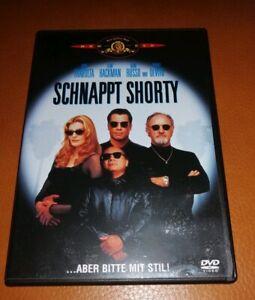 SCHNAPPT-SHORTY-DVD-wie-NEU-ACTION-KOMODIE-KULT-JOHN-TRAVOLTA-und-DENBY-DEVITO