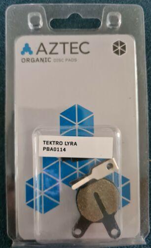 Novela UK Stock Madison Aztec Organic Disc Brake Pads for Tektro IOX Lyra