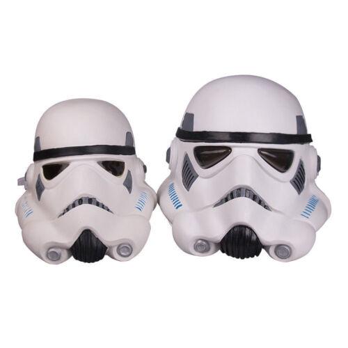 Star Wars Stormtrooper Latex Mask Halloween Soft Helmet Cosplay Mask Props