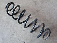 Fahrwerksfedern Federn hinten Audi A3 8L Golf 4 Fahrwerk 1x orange 1x silber