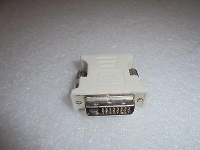 Adapter White Female Male NEW Dell Wyse 941425-01L DVI To VGA
