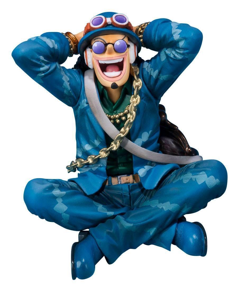 Figuarts Zero Usopp 20e Anniversaire - One Piece - Bandai