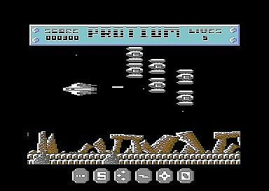 Protium [New Old Stock], Commodore 64
