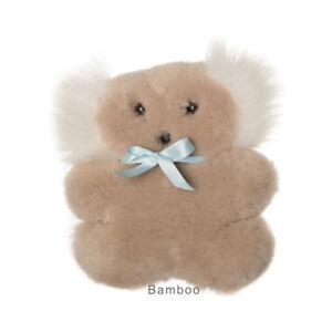 7941f2f3219 Image is loading Tambo-Teddies-woolen-handemade-Koala-Bickie-Bear-toys-