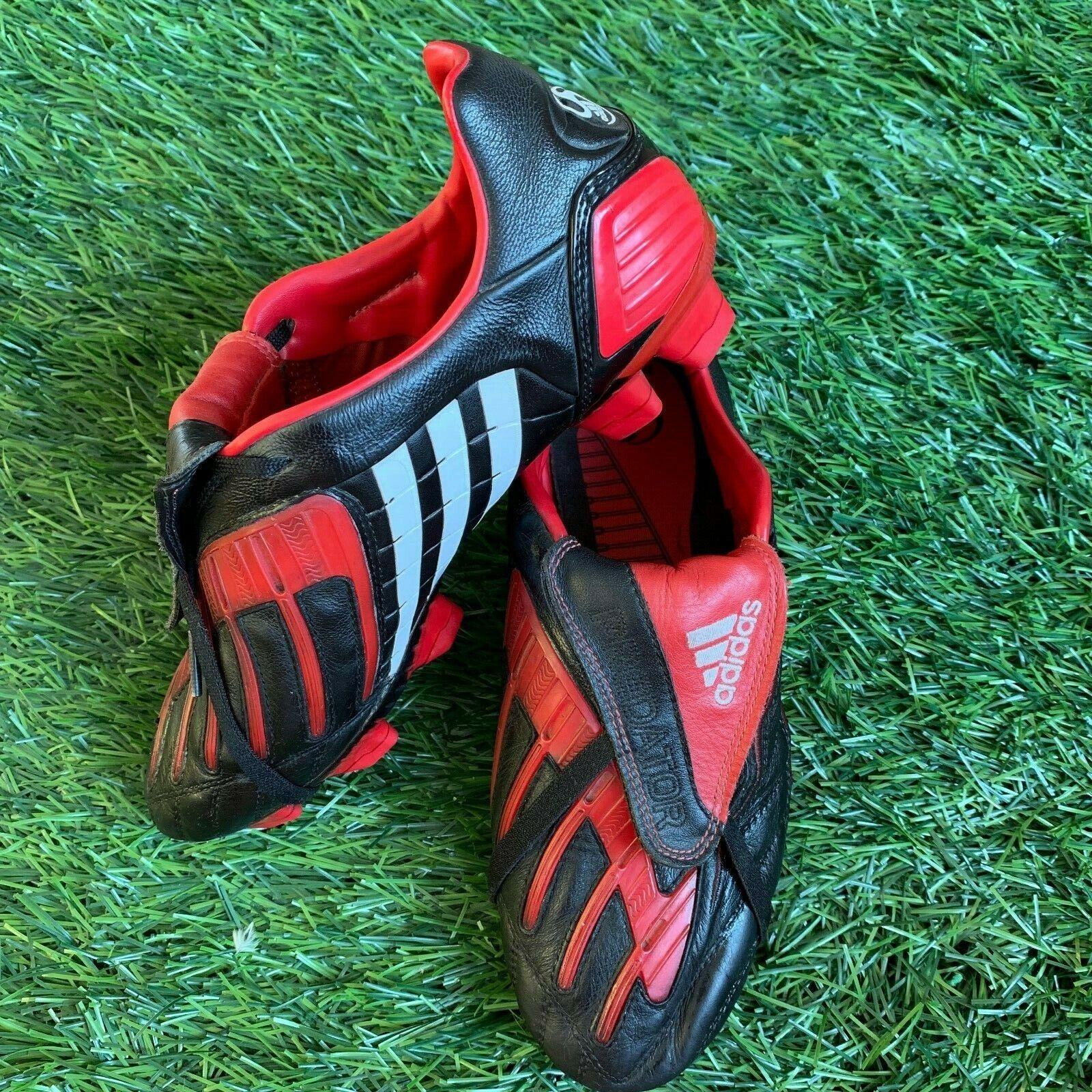 Adidas Prossoator energiaswerve Absolion TRX FG 012677 7,5US 7UK 2007 RARE USED