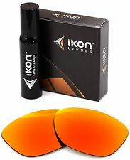 Polarized Ikon Replacement Lenses for Ray Ban Rb4165 Justin 51mm - Fire Orange